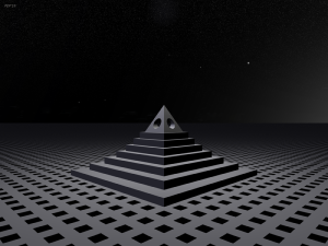 Mysterious Pyramid