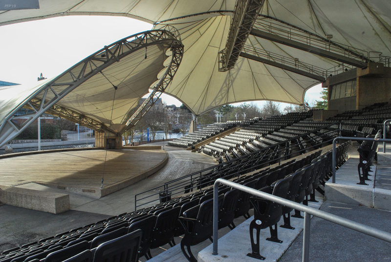 Tennessee Amphitheater 2