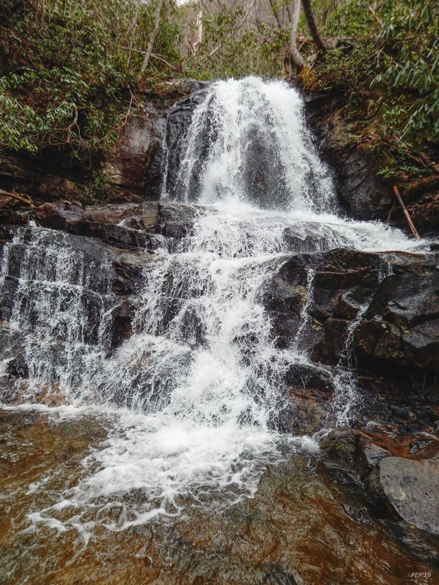 Upper Laurel Falls