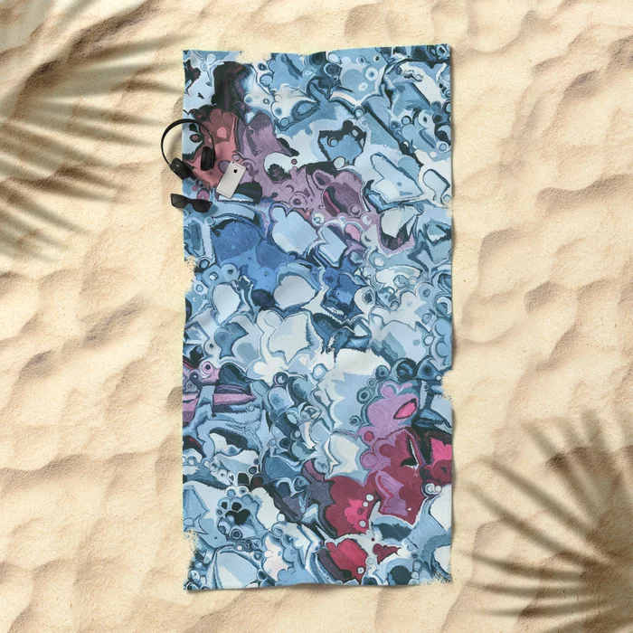 Beach Towels at Society 6