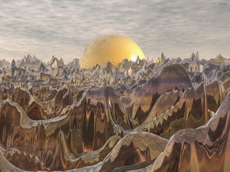 Land of The Golden Orb