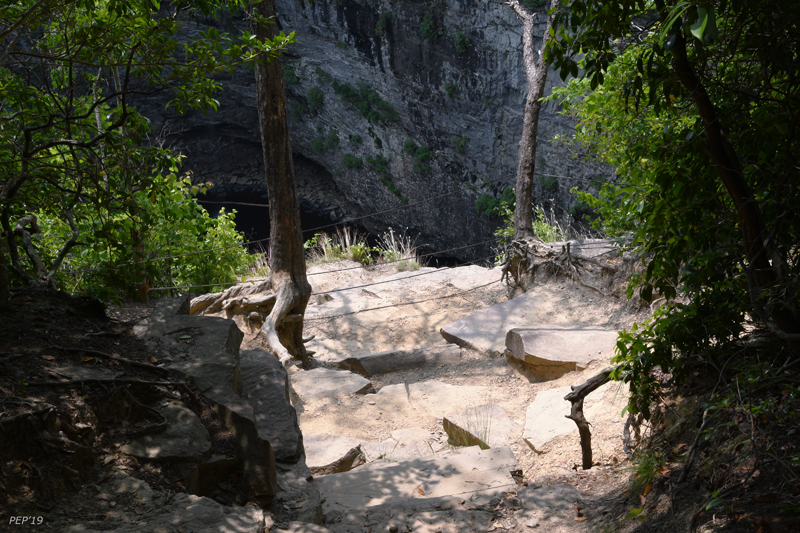 Cane Creek Falls Viewing Area