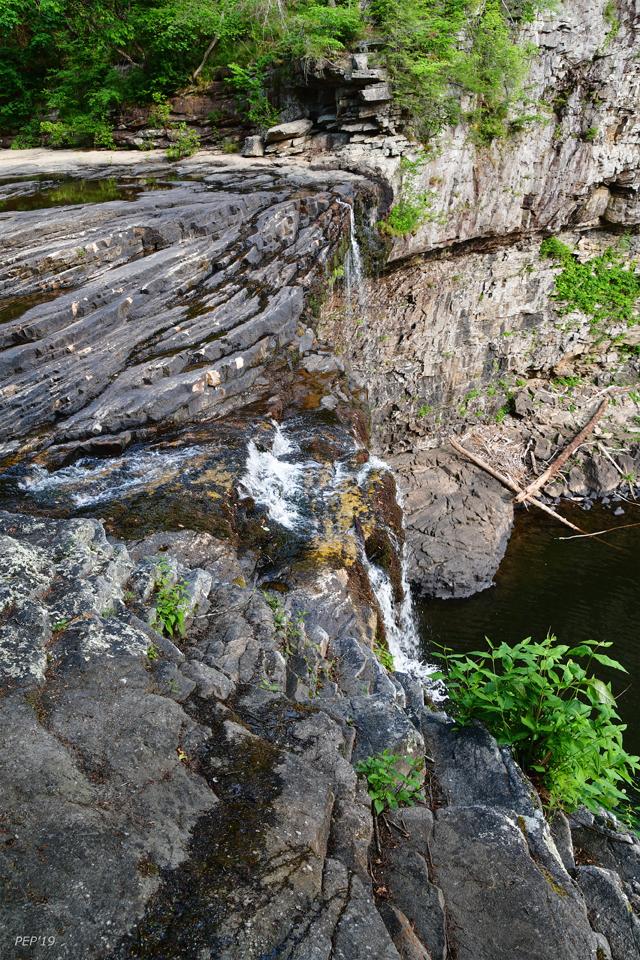 Cane Creek Falls