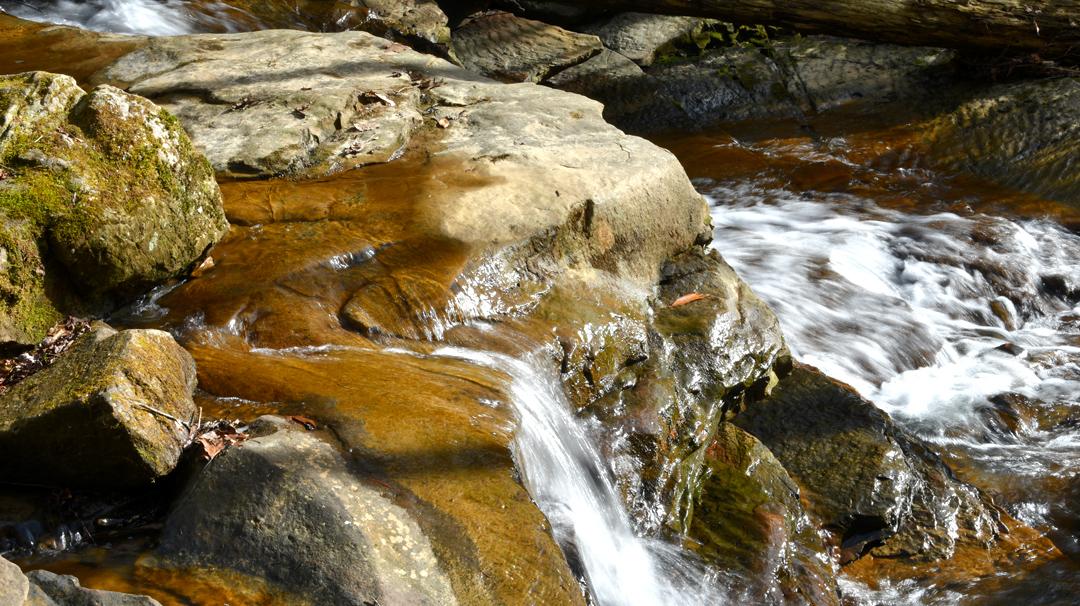 Triple Falls Trail On Bruce Creek Perkins Designs